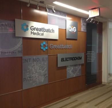 Electrochem/QiG HQ Branding
